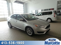Used 2016 Ford Focus SE Sedan For Sale In Holyoke, MA
