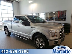 2016 Ford F-150 XLT 4WD SuperCab 145 XLT For Sale In Holyoke, MA