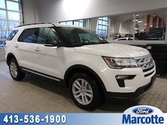New 2019 Ford Explorer XLT XLT 4WD For Sale In Holyoke, MA