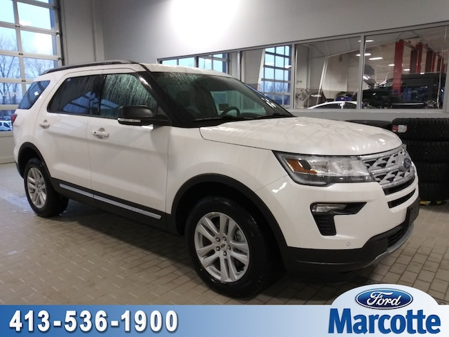 2019 Ford Explorer XLT XLT 4WD For Sale In Holyoke MA