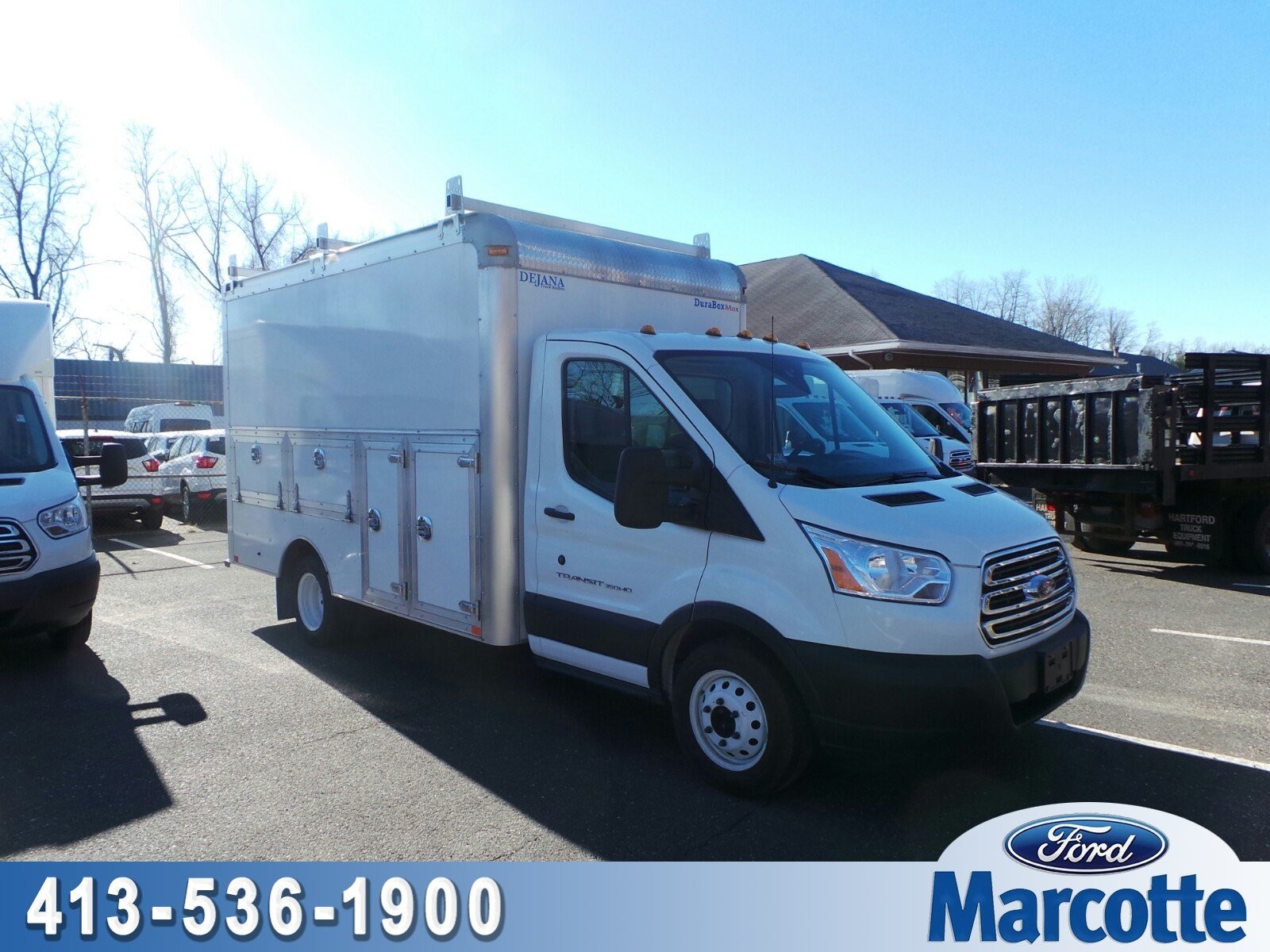 2018 Ford Transit Chassis T350HD T 350 DRW 156 WB 9950 GVWR For Sale In
