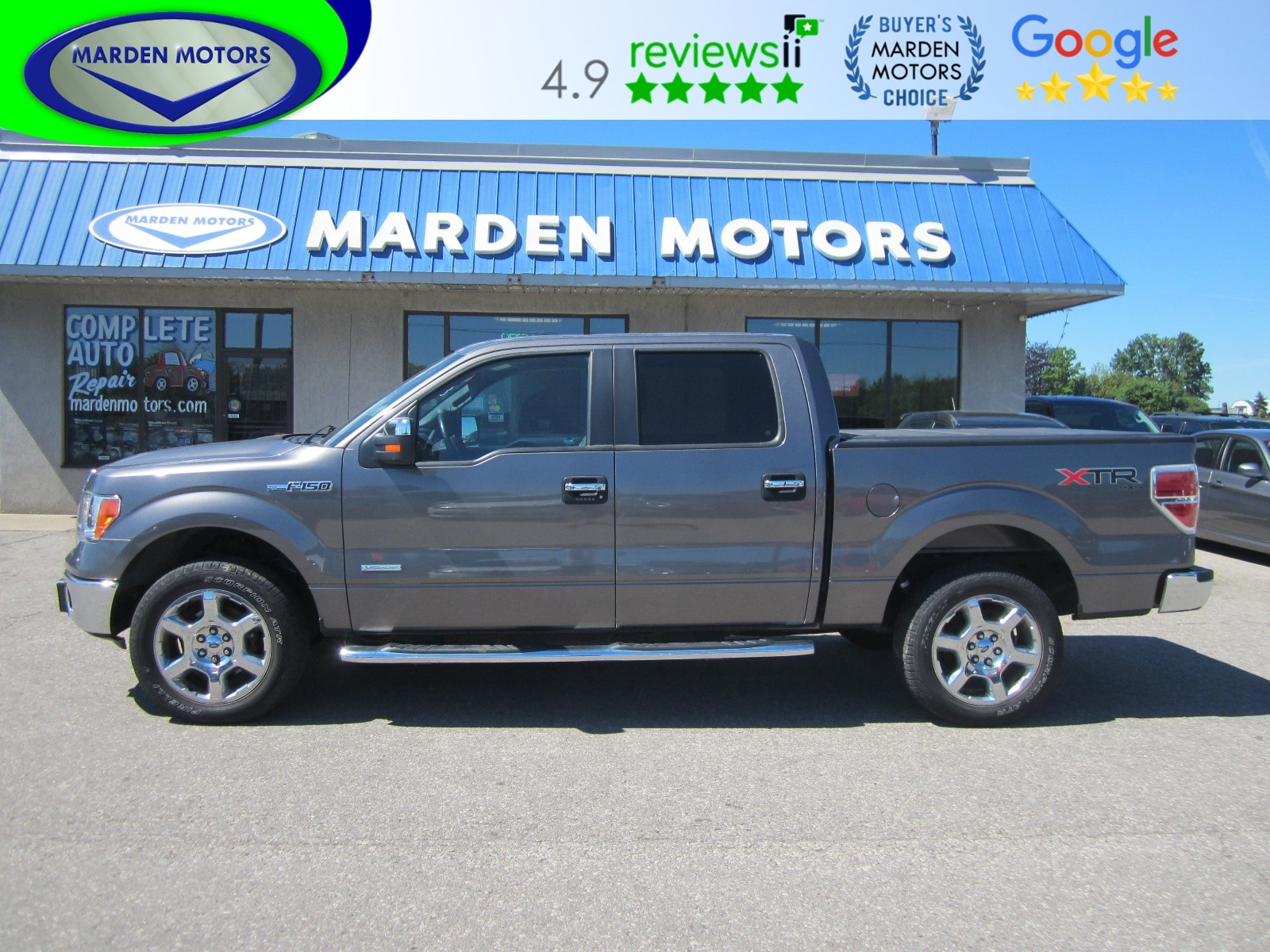 Marden Motors sales and service for quality used cars, trucks, SUV\'s ...