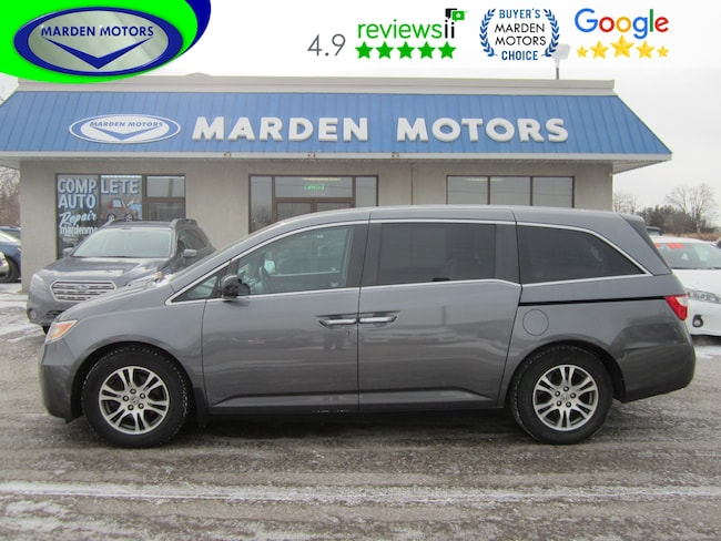 2011 Honda Odyssey EX. 1 owner. Pwr Doors. Back Up Cam. Van