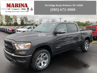 New Commercial 2019 Ram 1500 BIG HORN / LONE STAR CREW CAB 4X4 5'7 BOX Crew Cab 1C6SRFFT3KN643765 for sale in Rochester, NY