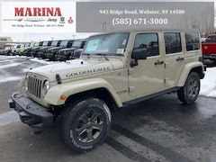 2018 Jeep Wrangler JK UNLIMITED GOLDEN EAGLE 4X4 Sport Utility 1C4BJWDG6JL879827