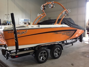 2015 Tige Boats R20