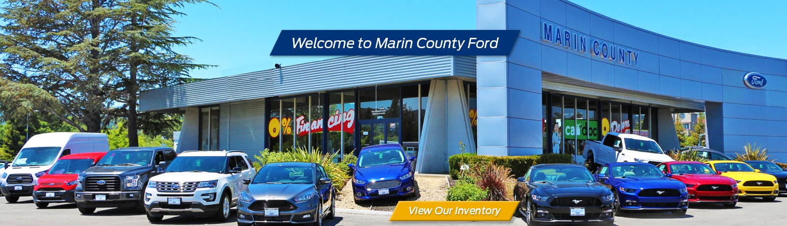 Ford Dealer Novato CA | New Ford, Certified Used & Pre-Owned Car ...