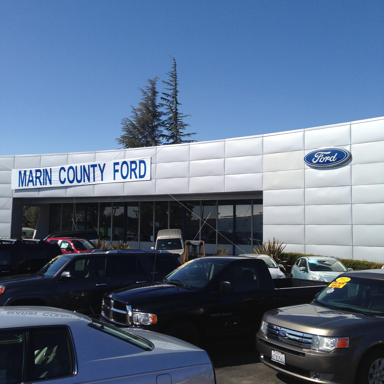 Ford Dealer Near Richmond CA