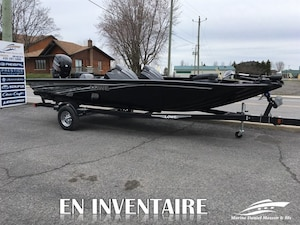 2018 Lowe Boats 188 Stinger Dual Console
