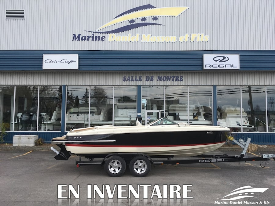 2018 CHRIS-CRAFT 21 Carina