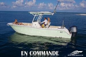 2019 SEA FOX BOAT CO 248 Commander