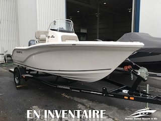 2018 SEA FOX BOAT CO 186 Commander