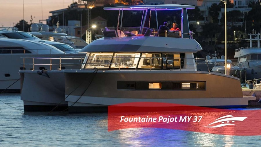 2020 Fountaine Pajot MY37