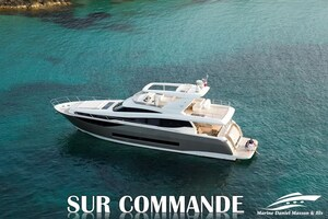 2019 Prestige Yachts 750YACHT -