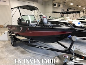 2018 Lowe Boats FS1610