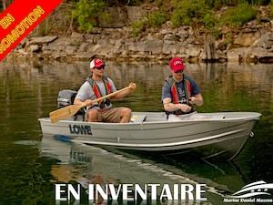2018 Lowe Boats V1458