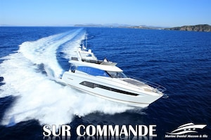 2019 Prestige Yachts 630 Fly