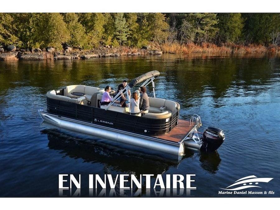 2017 Legend Boats BLACK SERIE BAR