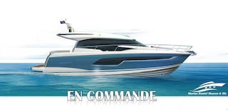 2018 Prestige Yachts  520S