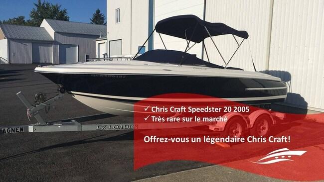 2005 CHRIS-CRAFT 20 Speedster