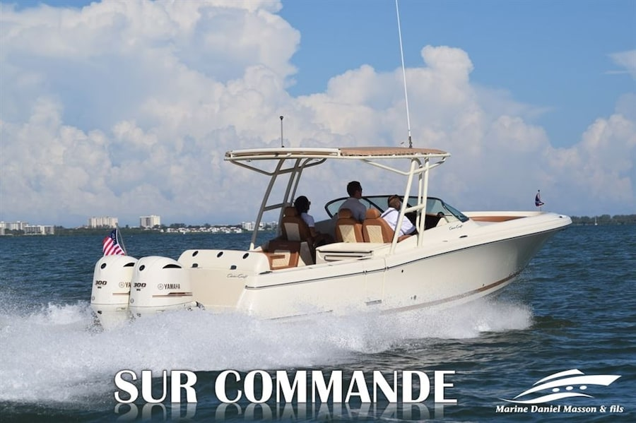 2018 CHRIS-CRAFT 30 Calypso SUR COMMANDE