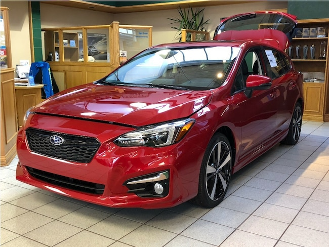 2019 Subaru Impreza 5Dr Sport-Tech CVT w/ Eyesight 5-Door