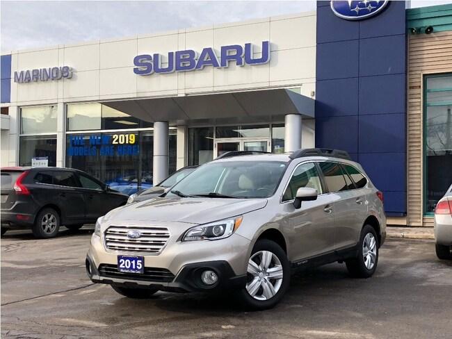 2015 Subaru Outback 2.5i at SUV