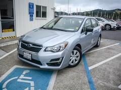 2016 Subaru Impreza 2.0i 5-door