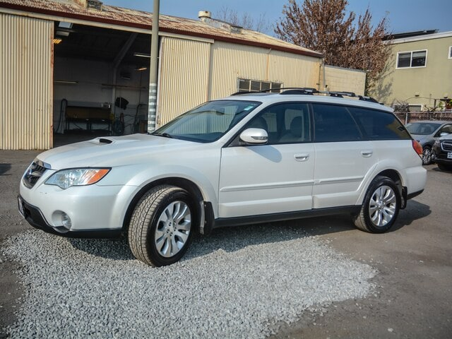 Used 2008 Subaru Outback 2 5 XT Limited For Sale in San Rafael, CA -  4S4BP63C084361323