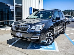 Certified 2018 Subaru Forester 2.5i Premium SUV JF2SJAECXJH537963 for sale near San Francisco at Marin Subaru