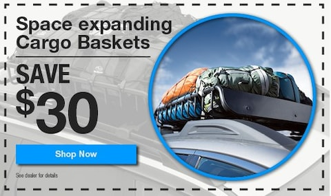 Space Expanding Baskets