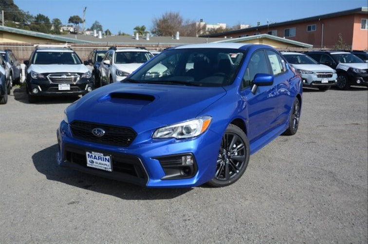 New 2019 Subaru WRX Sedan for sale near San Francisco at Marin Subaru