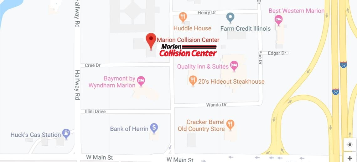 Marion Collision Center | New Dealership in Marion, IL