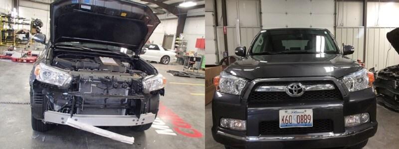Toyota Marion Il >> Marion Collision Center | New auto body collision repair shop in Marion, IL 62959