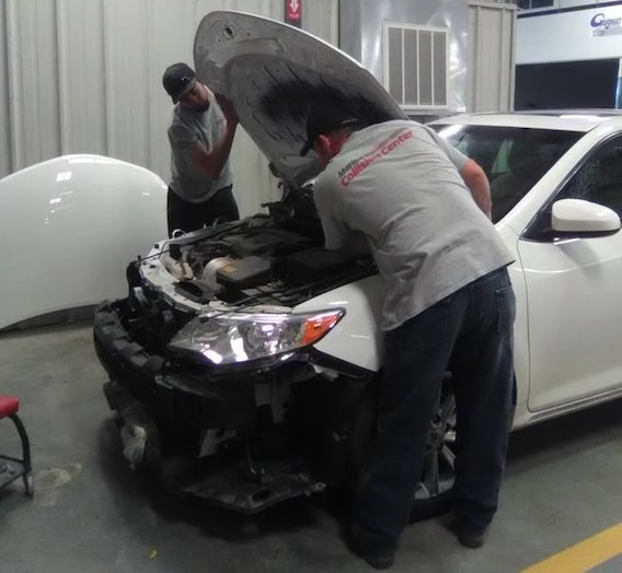 Marion Collision Center New Auto Body Collision Repair Shop In