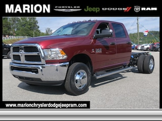 2018 Ram 3500 TRADESMAN CREW CAB CHASSIS 4X4 172.4 WB Crew Cab in Marion, NC