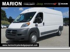New 2018 Ram ProMaster 2500 CARGO VAN HIGH ROOF 159 WB Cargo Van in Marion, NC