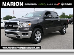 New 2019 Ram 1500 BIG HORN / LONE STAR CREW CAB 4X4 5'7 BOX Crew Cab in Marion, NC