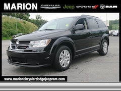 New 2018 Dodge Journey SE Sport Utility in Marion, NC