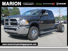 New 2018 Ram 3500 Chassis Cab 3500 TRADESMAN CREW CAB CHASSIS 4X4 172.4 WB Crew Cab in Marion, NC