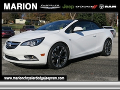 Used 2016 Buick Cascada Premium Convertible in Marion, NC