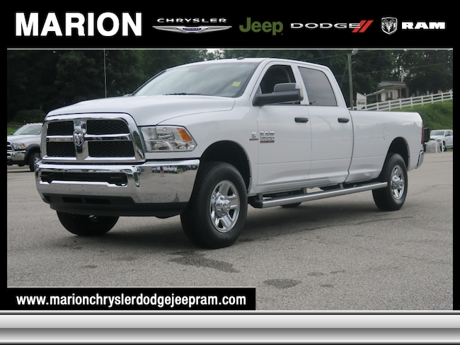 New 2018 Ram 3500 TRADESMAN CREW CAB 4X4 8' BOX Crew Cab near Asheville