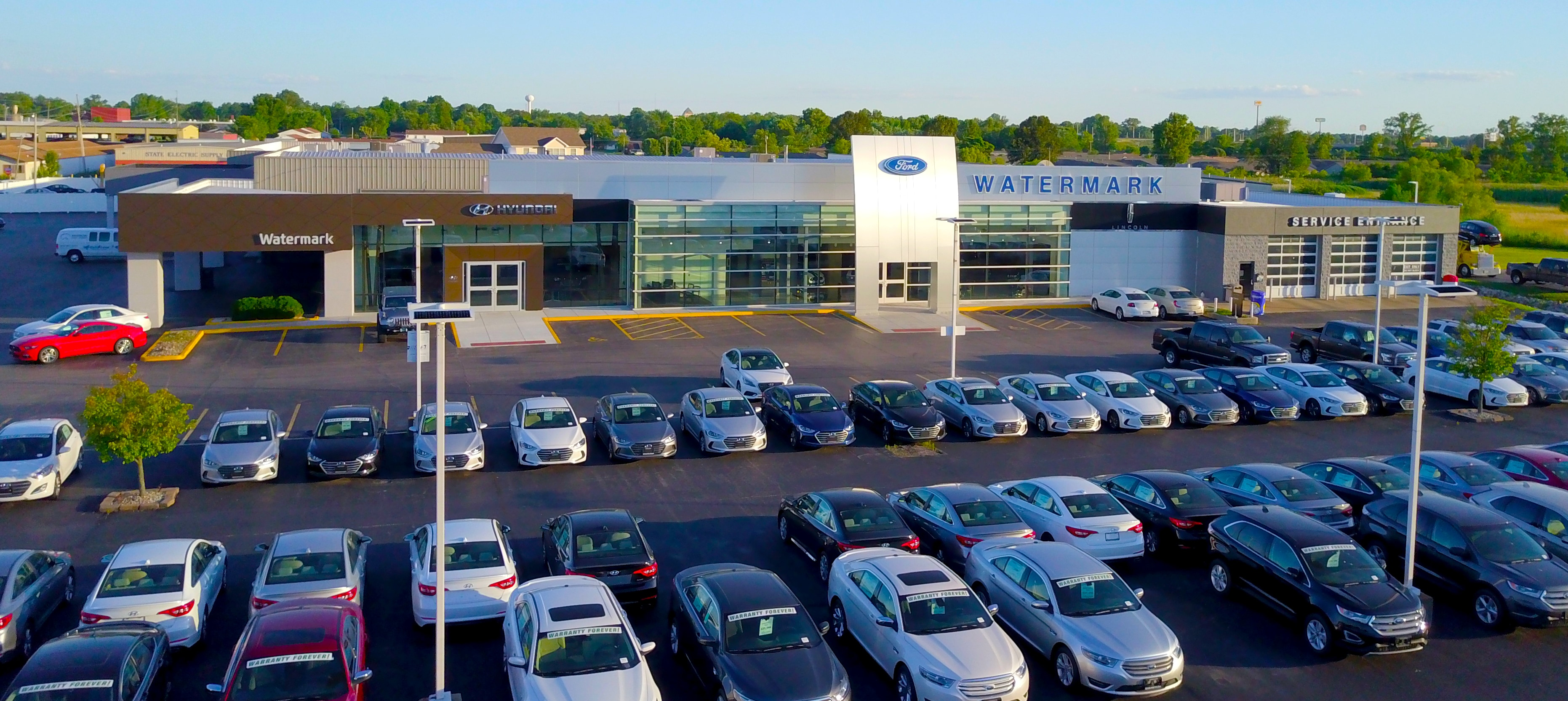 Rental Vehicles | Watermark Ford of Marion