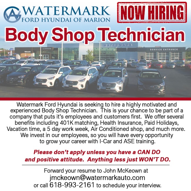 Employment Opportunities | Watermark Hyundai of Marion