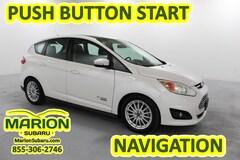 Bargain Used 2014 Ford C-Max Energi SEL Hatchback 1FADP5CU7EL510530 Marion Illinois