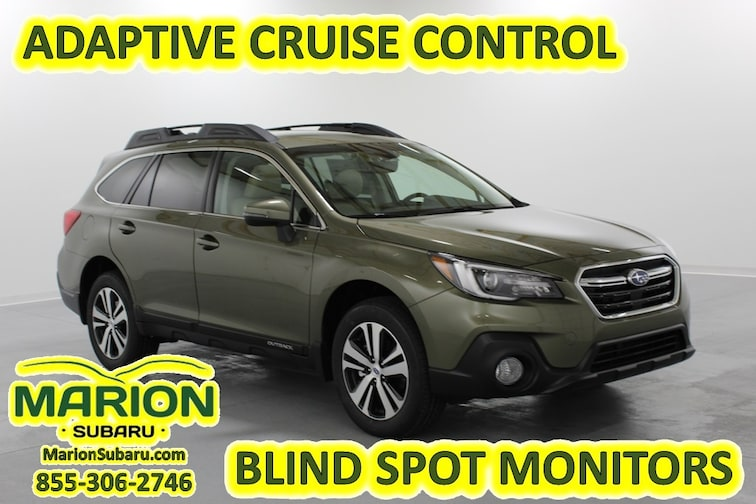 New 2019 Subaru Outback 3.6R Limited SUV 43317 for sale in Marion, IL