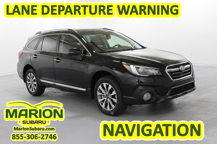 New 2019 Subaru Outback 2.5i Touring SUV 43326 for sale in Marion, IL