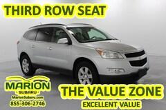 Bargain Used 2011 Chevrolet Traverse 2LT SUV 1GNKRJED0BJ130199 Marion Illinois