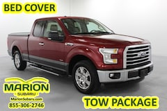 Used 2016 Ford F-150 XLT 1FTEX1CP4GKF61171 for sale in Marion, IL