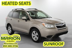 Certified Used 2015 Subaru Forester 2.5i Premium SUV JF2SJADC4FH542066 Marion Illinois